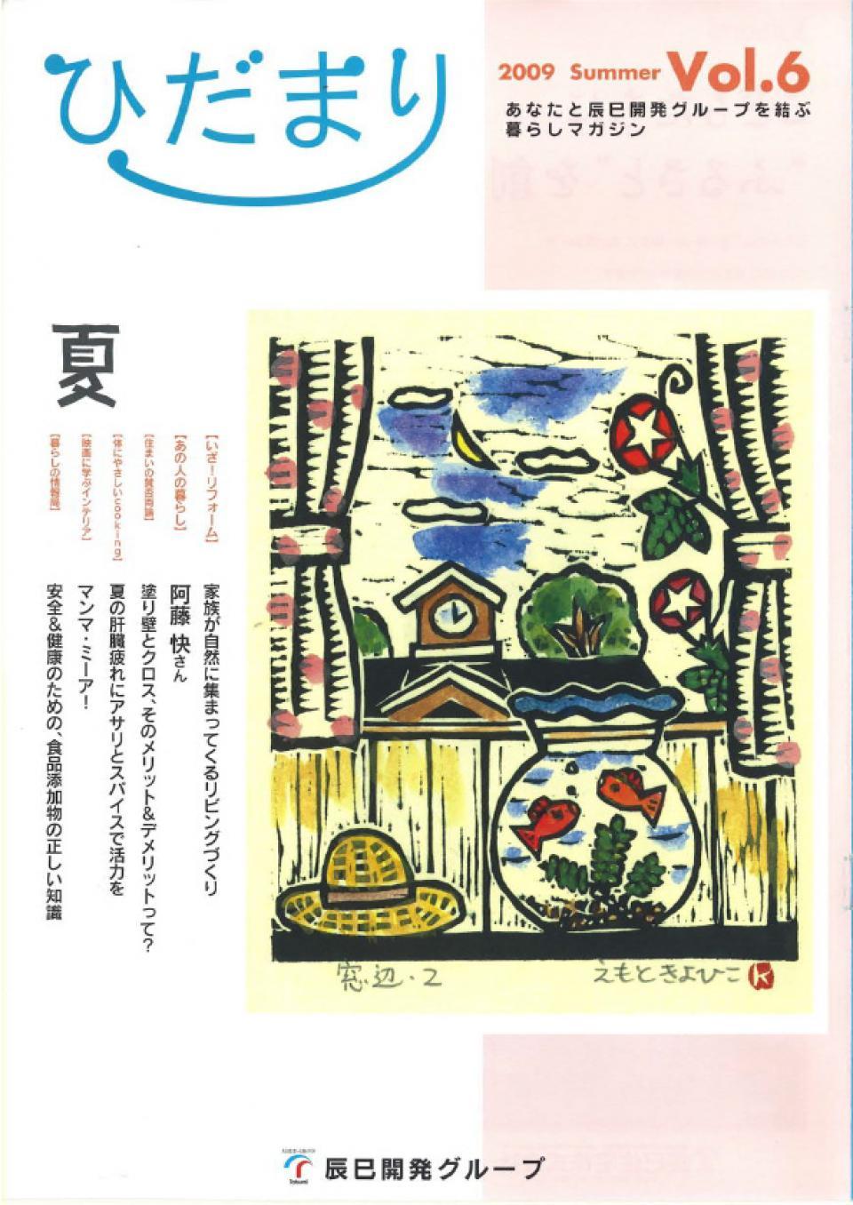 ひだまり 2009 Summer vol.6