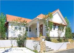 南フランスの家